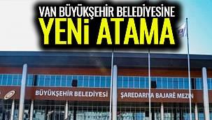 Büyükşehir Belediyesi'ne Yeni Atama