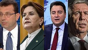 Cumhurbaşkanlığı Seçiminde Erdoğan'ın En Büyük Rakibi Belli Oldu