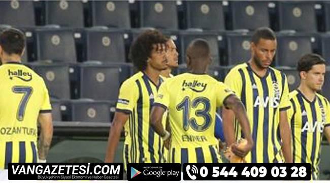 Fenerbahçeli 5 futbolcunun karantina süreleri bugün doluyor.
