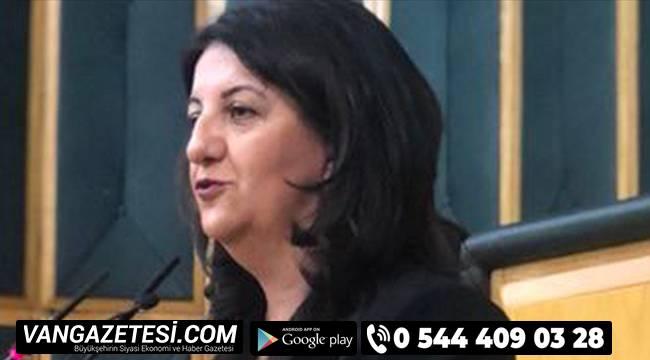 HDP Eş Genel Başkanı Buldan: üçüncü yol siyasetini büyüteceğiz