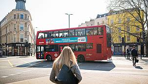 Londra'da Bir saatte olsa yenilikler