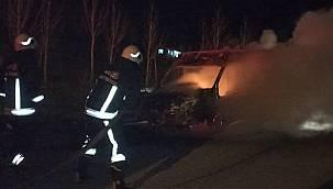 Özalp'ta Seyir Halindeki Minibüste Korku Dolu Anlar Yaşandı
