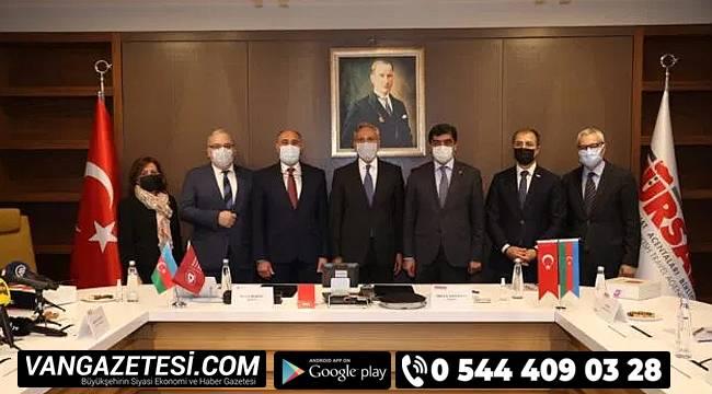 TÜRSAB'DAN AZERBAYCAN'LA SAĞLIK TURİZMİ ADIMI