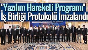 Van'da 'İleri yazılım hareketi programı' iş birliği protokolü imzalandı
