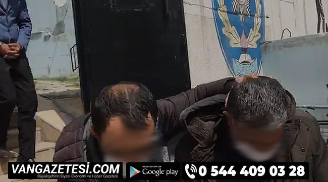 Van'da Kasten Öldürme ve Tefecilikten 4 kişi gözaltına alındı