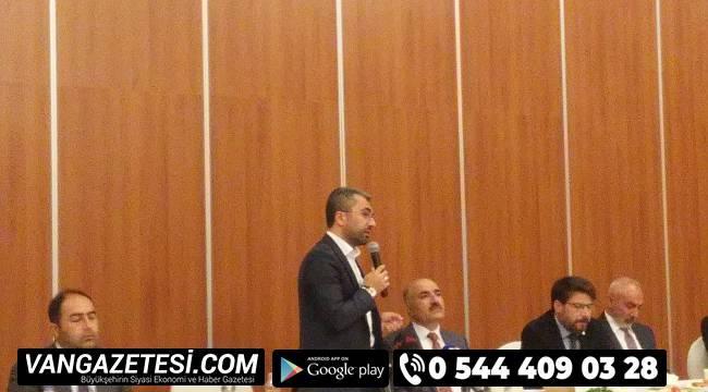 Van Edremit Belediyesi Basınla bir araya geldi - 2 yıllık değerlendirme