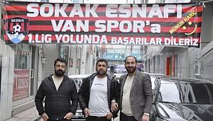 Van Spor için sokak sakinleri birlik oldu ama esnaflardan biri para vermeyince…