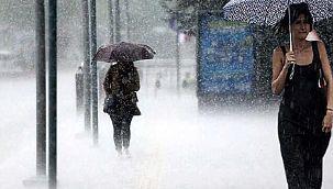 Bu iller bu habere dikkat! Kuvvetli yağış uyarısı