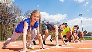 Çocuklarda sporun iyileştirici etkisi