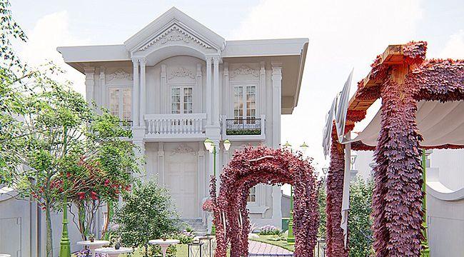 İpekyolu Belediyesi Evlenecek Çiftlere Köşk Ortamı sunuyor