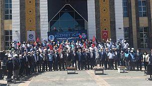 """Tuşba Belediyesinde """"Toplu İş Sözleşmesi"""" imzalandı"""