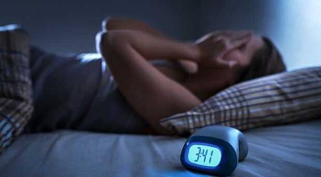 Uyku sorunu yaşıyorum diyenlere doğal tarifler