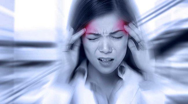 Uzmanlar migren hastalarını uyardı