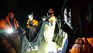 Van'da inci kefali avcıları rahat durmuyorlar