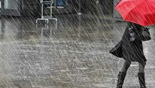 Van için sağanak yağış uyarısı