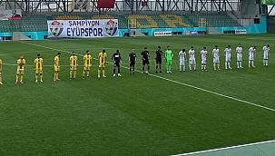 Vanspor ve Eyupspor Maç sonuçları - Canlı izle