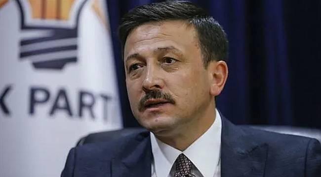 AK Parti Genel Başkan Yardımcısı HamzaDağ, Üzülürsünüz