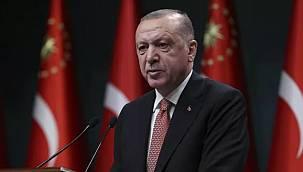 Cumhurbaşkanı Erdoğan'ın açıklamalarından satır başları