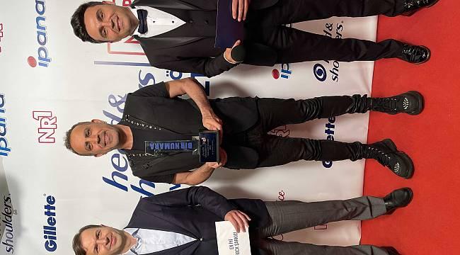 NR1 Video Müzik Ödülleri sahiplerini buldu!