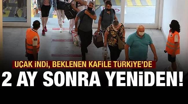 Türkiye'ye Rus Akını
