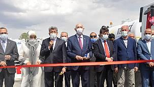 Van'da Merkez İleri Biyolojik Atık Su Arıtma Tesisi açıldı