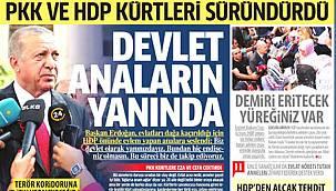 Van Gazetesi Haber'de gündeme dair gazete manşetleri