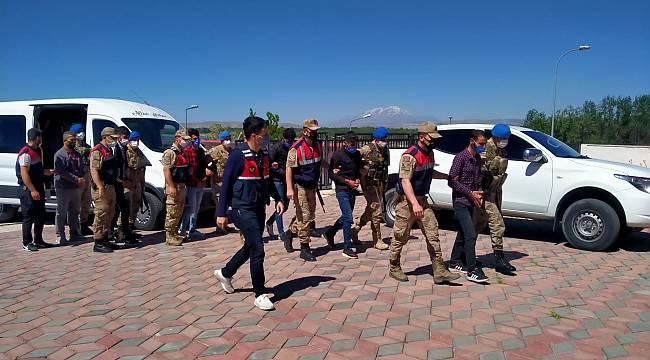 Van Haber Son Dakika! Van'da 5 torbacı tutuklandı, İsimleri duyan şok oldu
