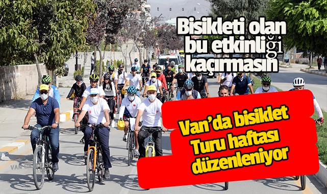 Bisikleti olan bu etkinliği kaçırmasın