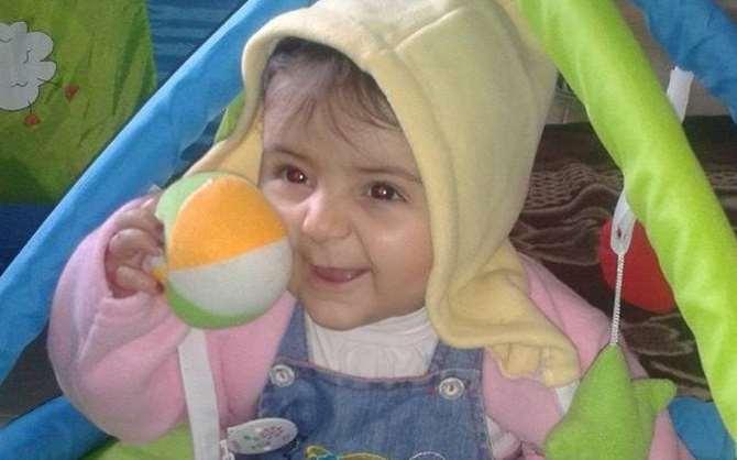 1 Buçuk Yaşındaki Bebeğin Feci Ölümü