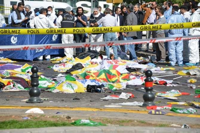 102 Kişinin Öldüğü Terör Saldırısıyla Bunlar Hedeflenmiş !