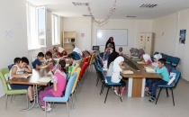 120 çocuğa Kur'an-ı Kerim okumayı öğretti