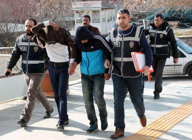 4 Ayrı İş Yerini Soyan 3 Hırsız Tutuklandı