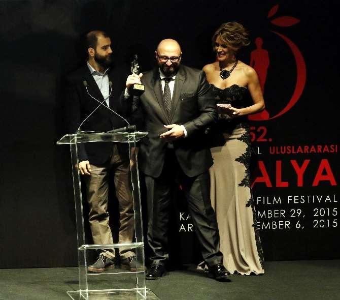 52'inci Uluslararası Antalya Film Festivali'nde Ödüller Sahiplerini Buldu