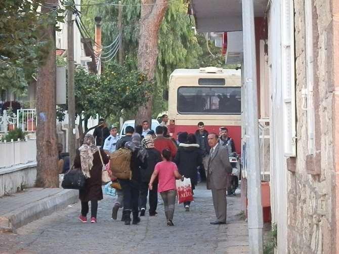 88 Kaçak Göçmen Yakalandı