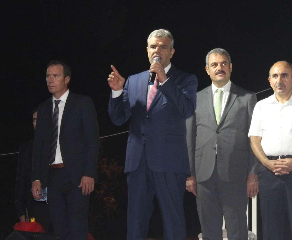 Ak Partili Kaynak'tan Gülen'e Deccal Benzetmesi