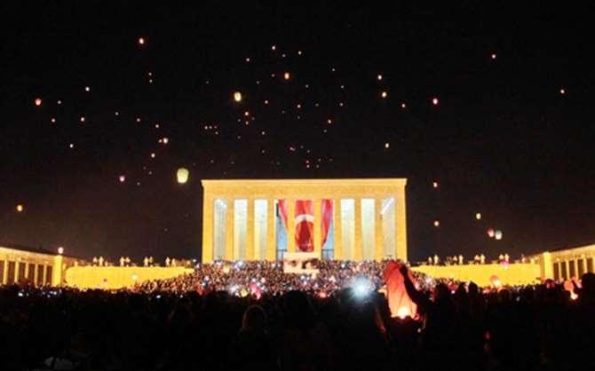 Anıtkabir 10 Kasım'da Saat Kaça Kadar Açık ?