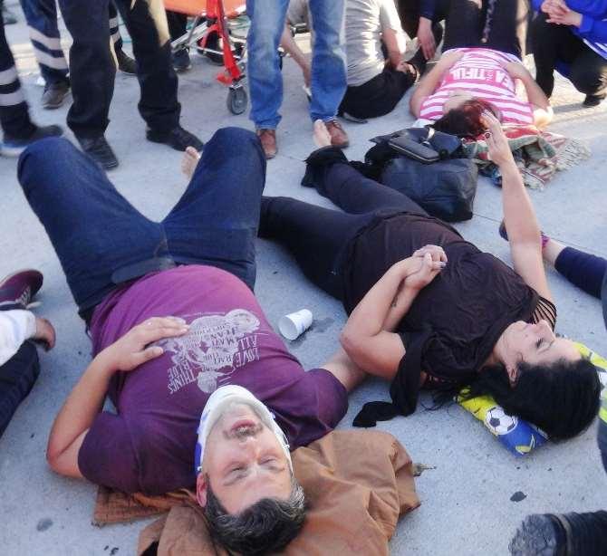Ankara Karayolunda Can Pazarı: 1 Ölü, 42 Yaralı