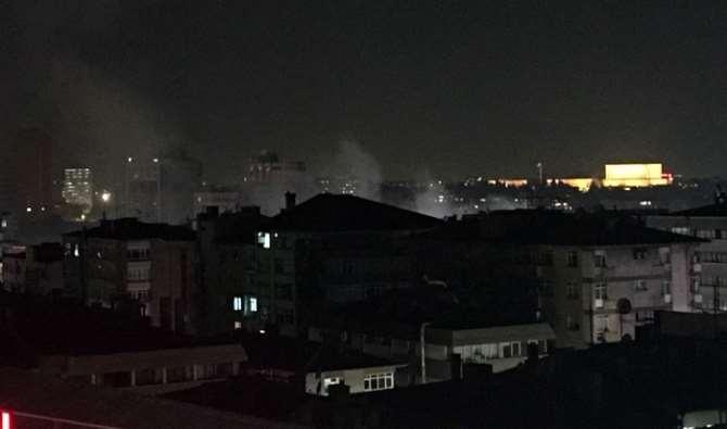 Ankara Saldırısını 'tak' Üstlendi