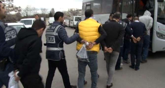 Ankara'da 'masaj Salonu' Operasyonu: 21 Gözaltı