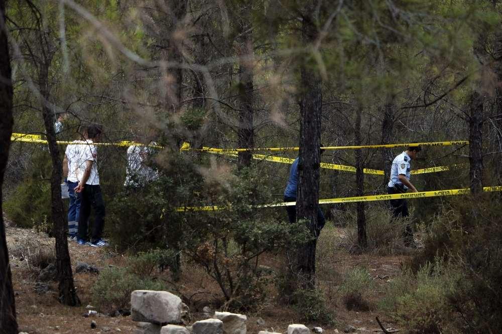 Antalya'da Korkunç Olay: Kafası Taşla Ezilmiş, Yüzü Tanınmayacak Halde...