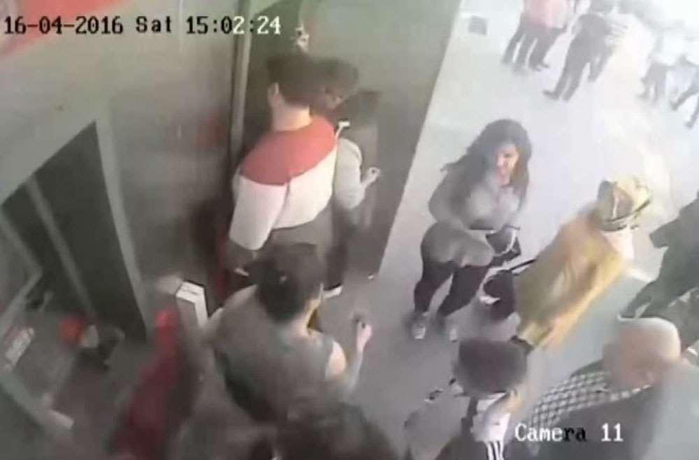 Atm Fareleri Önce Kameraya Sonra Polise Yakalandı