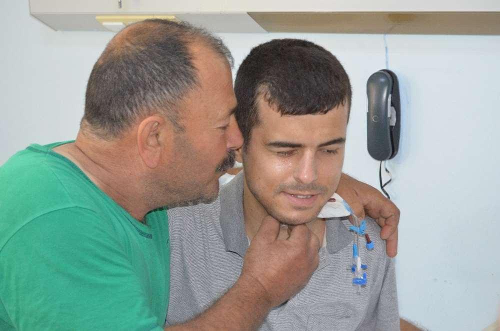 Babadan Oğluna En Güzel Nişan Hediyesi