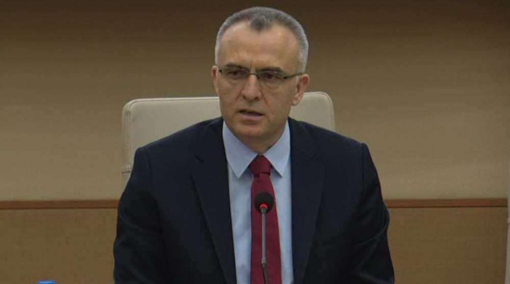 Bakan Ağbal'dan 'asgari Ücret' Açıklaması