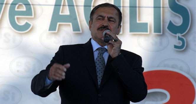 Bakan Eroğlu: 'devlet Bahçeli, İşte Görüyorsunuz...'