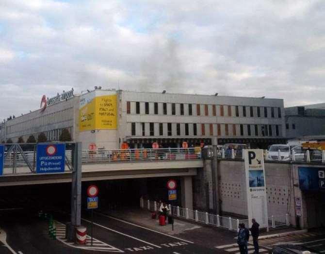 Brüksel'de Patlamalar: Yaralılar Var !