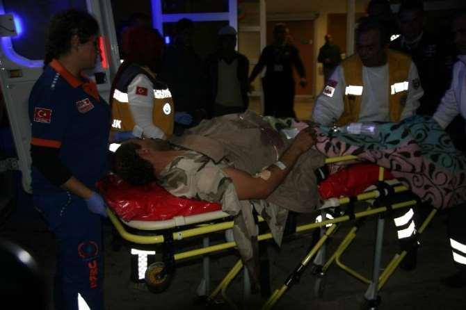 Çatışmada Yaralanan 7 Kişi Kilis'te