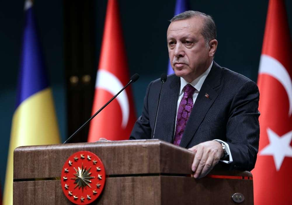 Cumhurbaşkanı Erdoğan: Saldırıyı Nefretle Kınıyorum