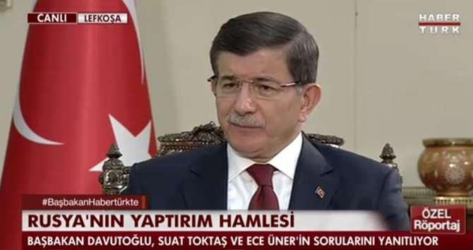Davutoğlu: Devlet Desteği De Dahil...