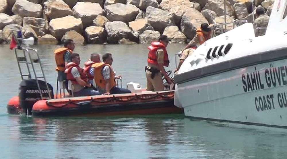 Denizdeki Patlamadan 'cesetli Tuzak' Çıktı