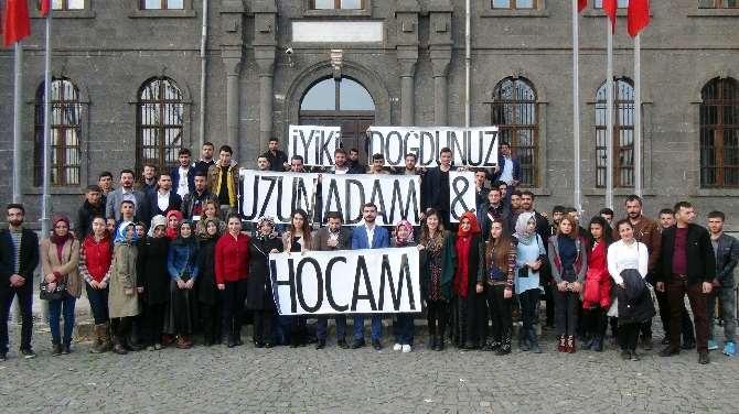 Diyarbakır Sur'dan Erdoğan'a Mesaj